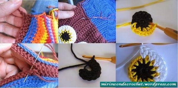 Paso a paso de bolso a crochet
