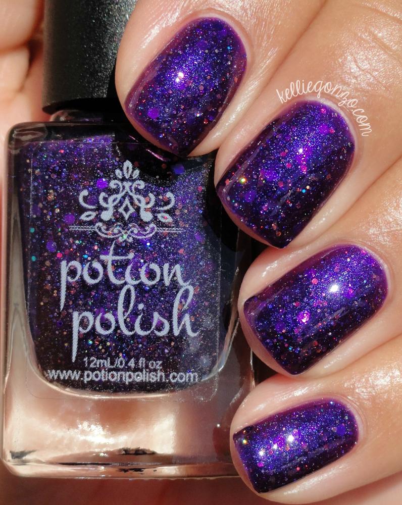 Potion Polish Poltergeist Heist
