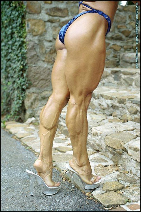 Rosemary Jennings Female Muscle Bodybuilding Blog WPWMAX