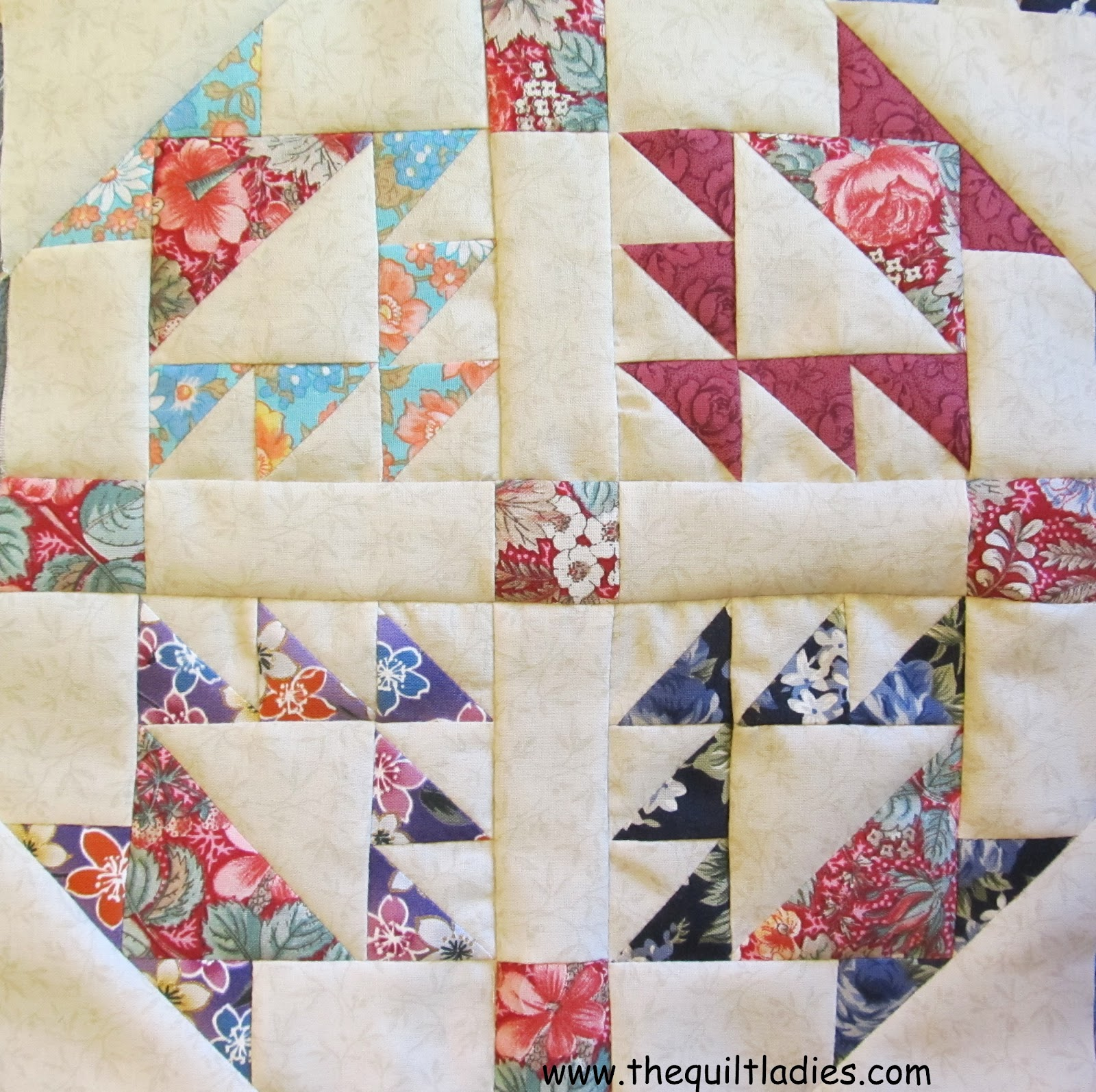 Quilting Patterns Instructions : The Quilt Ladies Book Collection: How to Quilt - TUTORIALS