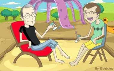 http://4.bp.blogspot.com/-2DtrEfH7ikc/TlkjaijqpiI/AAAAAAAAF48/rH1FXx-xPDg/s400/Steve+Jobs+y+Bill+Gates.jpg