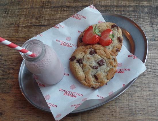 Revolution Derby Desserts