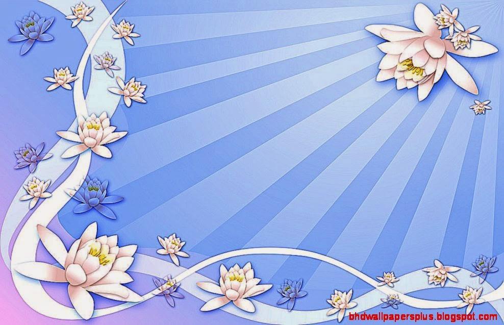 Flower Wallpaper Backgrounds Invitations 3818 Wallpaper