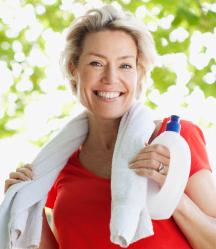 suplemen wanita menopause
