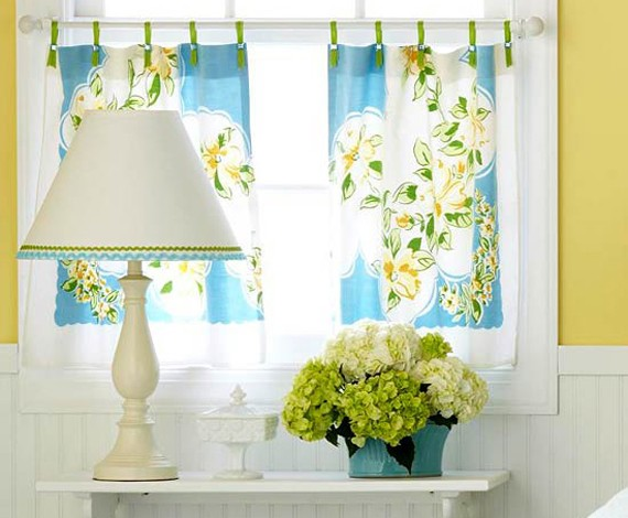 Themes for baby room theme design 10 ways to choose curtains - Diy kitchen curtain ideas ...