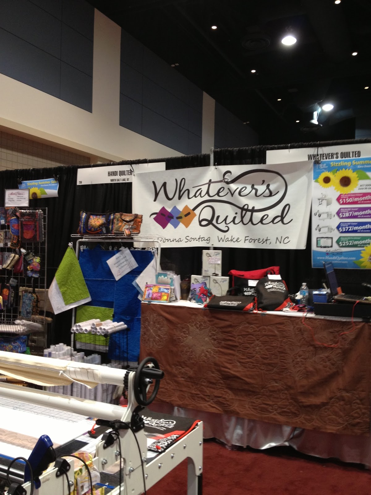 All Things Quilty And Artsy Quilt And Sewing Expo