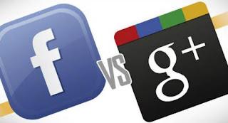"""""""Facebook é rede social do passado"""", diz diretor responsável pelo Google +."""