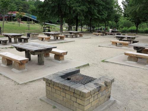 BBQ Pits Tenpaku Park Nagoya