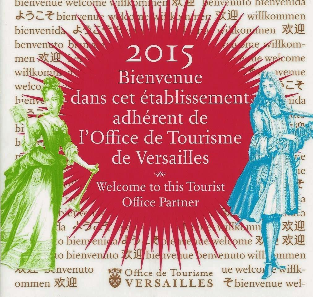 Les 3 Muses Versailles