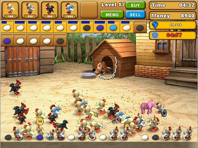 Free download chicken chase download game gratis for Chaise game free download