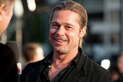 Brad Pitt - Smiling