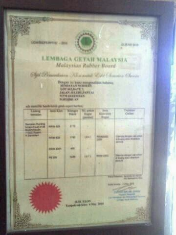 Clones Certificate by LGM