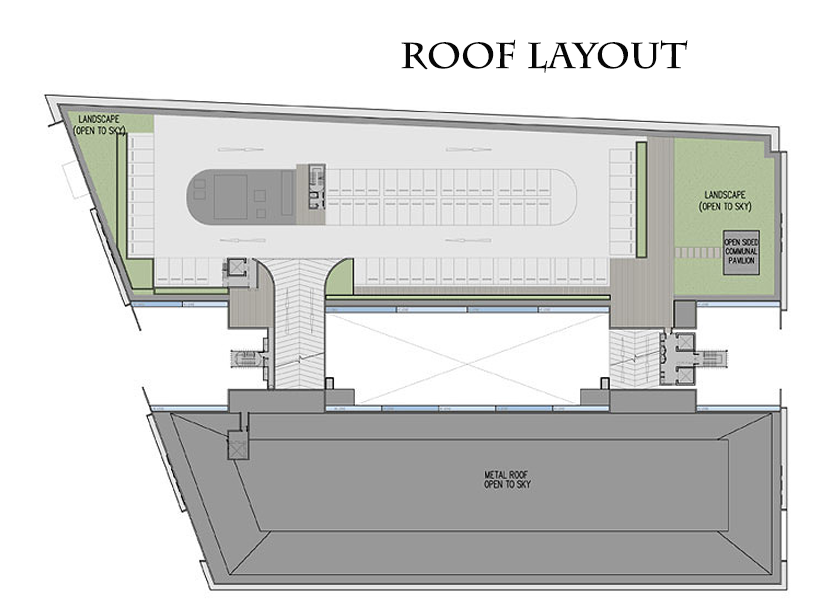 Roof Layout