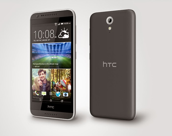HTC A12 Dengan Prosesor Quad-Core 64 Bit