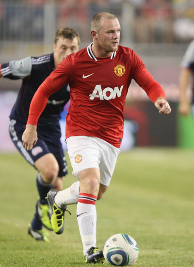 Wayne Rooney : Manchester United face Liverpool is not easy for me!