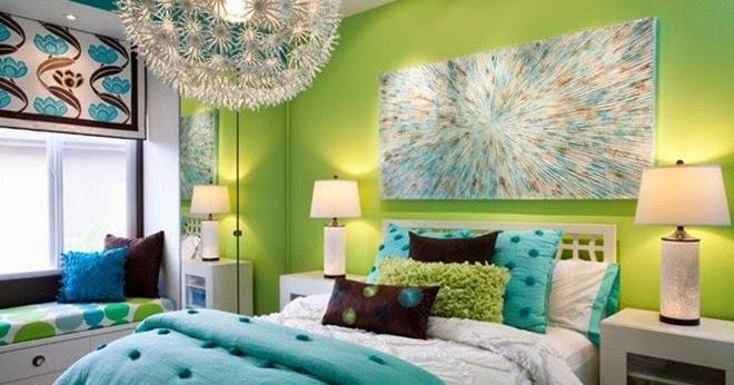 10 kombinasi warna cantik untuk dinding kamar tidur minimalis