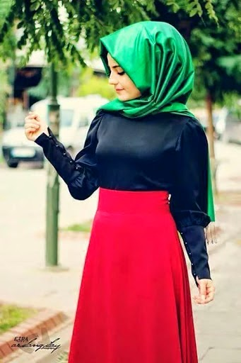 Muslimah fashion & hijab hijab-fashion-inspir