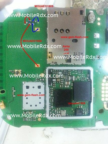 Nokia Ash 200 Ringer Track Ways Jumper