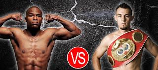 Mayweather vs Guerrero