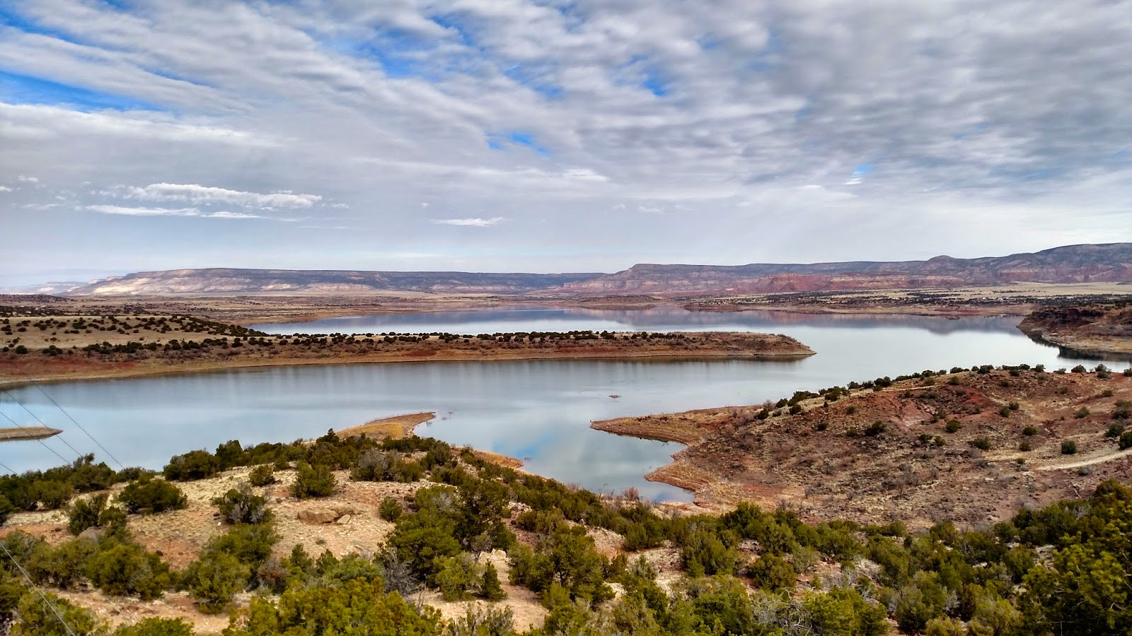 New mexico rio arriba county abiquiu - Serene Abiquiu Lake On Morning Of March 19th