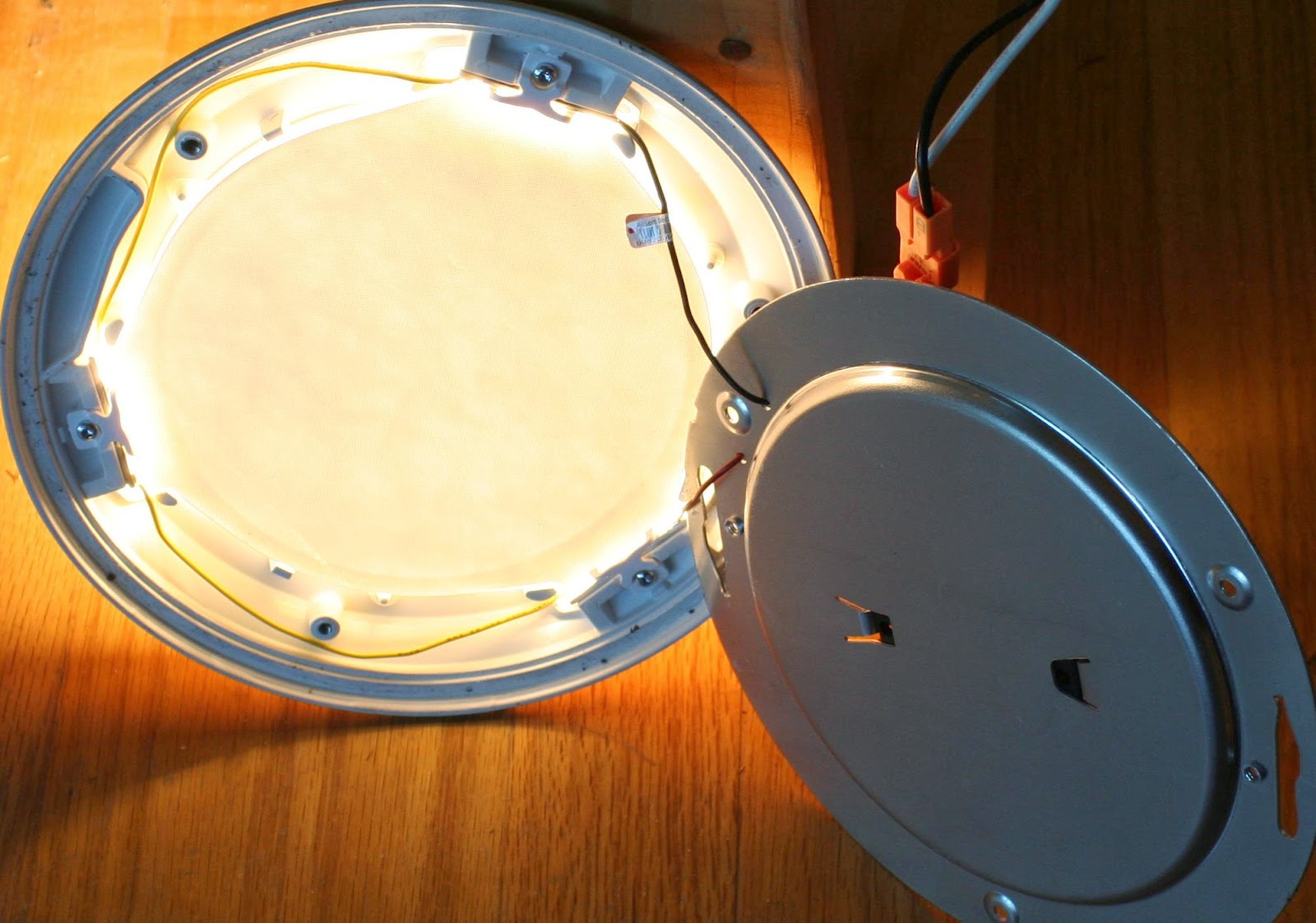 Energy Conservation How To Review Cooper Lighting HALO LED