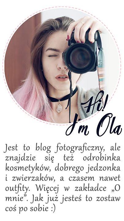 Witam na blogu!