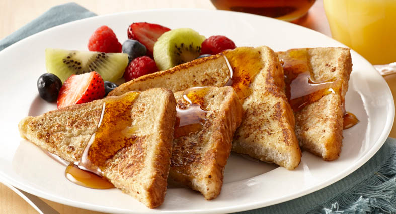 Receta como hacer tostadas francesas o french toast for Menu tipico frances