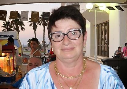 Евгения Кравчик: «Все, кто погиб в Газе, — герои». Интервью с Беллой Головчинской