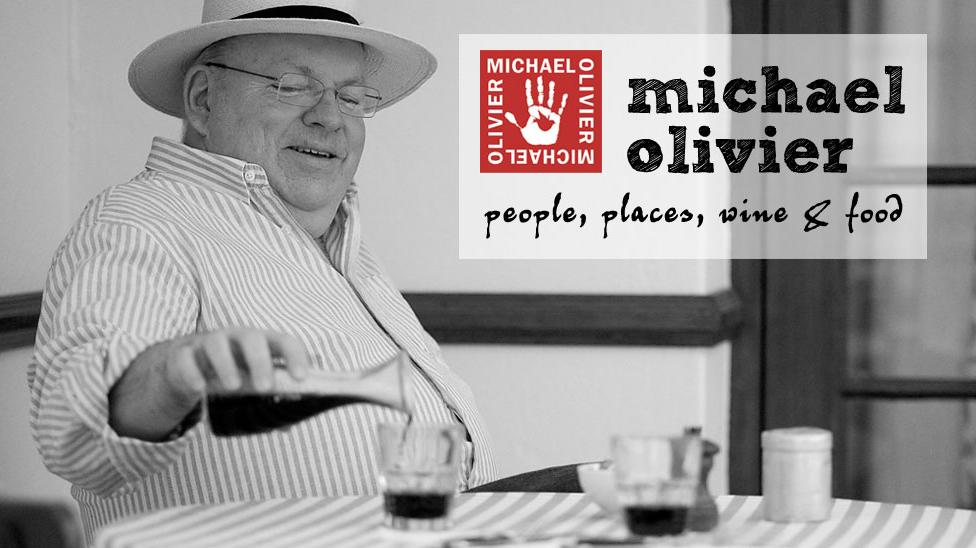 i'm teaming up with wine guru michael olivier for excellent recipe + wine pairings