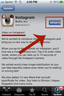 Install and Update Instagram