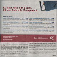 Top Mutual Funds by Columbia Management for Investing