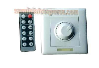 Iluminaci n led regulador de intensidad tira led blanca - Regulador de intensidad ...