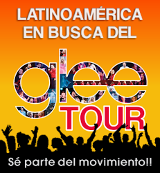 """Latin America Wants Glee Tour"""