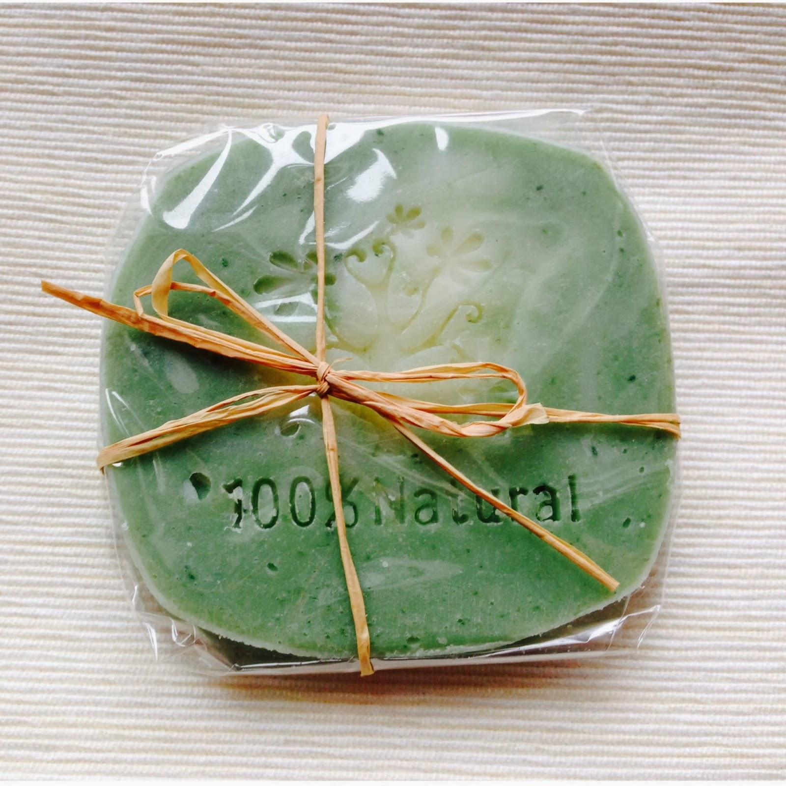 sapone artigianale naturale al vetiver
