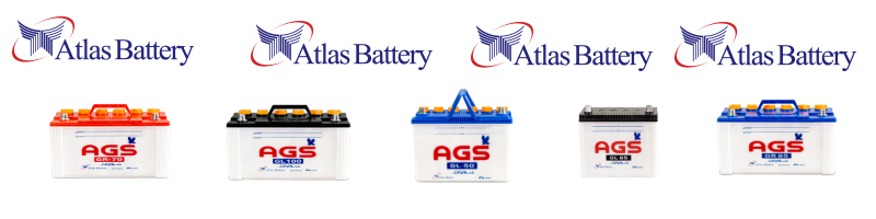 AGS Batteries Price