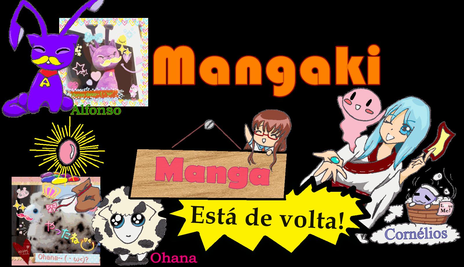 Mangaki Manga
