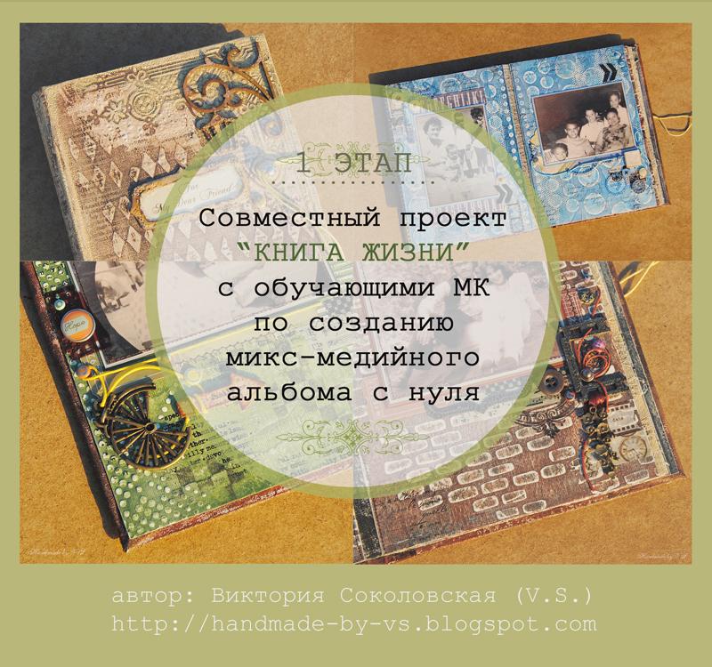 Книга жизни с V.S.