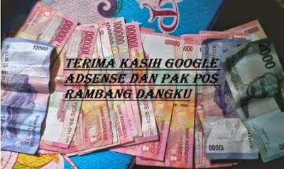 Cara Mencairkan Uang Google Adsense Lewat Western Union