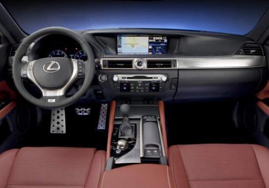 2016 Lexus GS F Release