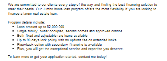 Gardner KS jumbo mortgage