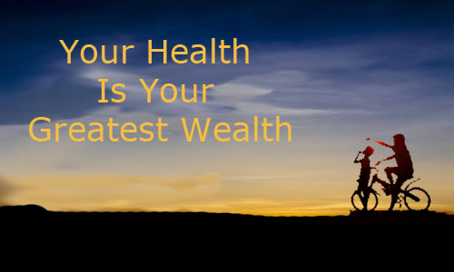 health is a greatest wealth Health is our greatest wealth 22 shares after a bliss filled weekend with louise l hay, cheryl richardson, dr wayne w dyer, bruce lipton and marianne williamson one thing is clear self-love is number one number 2 – now is our time we owe it to ourselves to make this life amazing if you have been sitting on the.