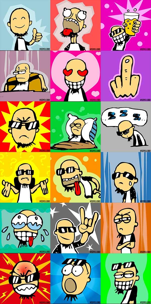 Emotitoons - Emotibujos