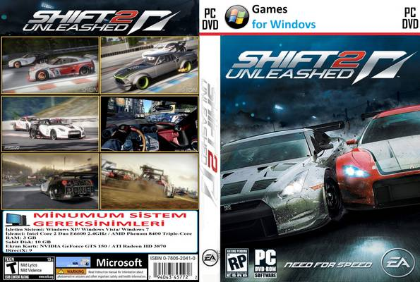 Need For Speed Shift 2 Pc