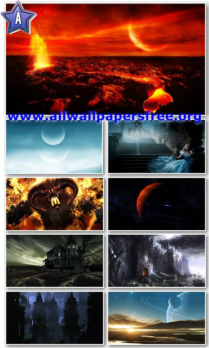 25 Digital Art Mixed Wallpapers Full HD 1920 X 1080