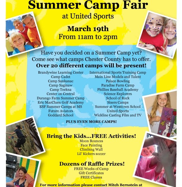 summer camps fun things to do with kids in chester county