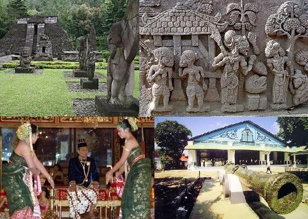 Solo and Prambanan 3 Days / 2 Nights Tour Package