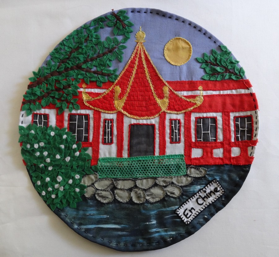 L 39 atelier by nath carnet textile maisons du monde for Maison du monde textile