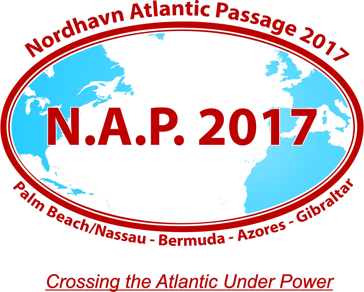 click here for a map of the nap 17 s track on google earth