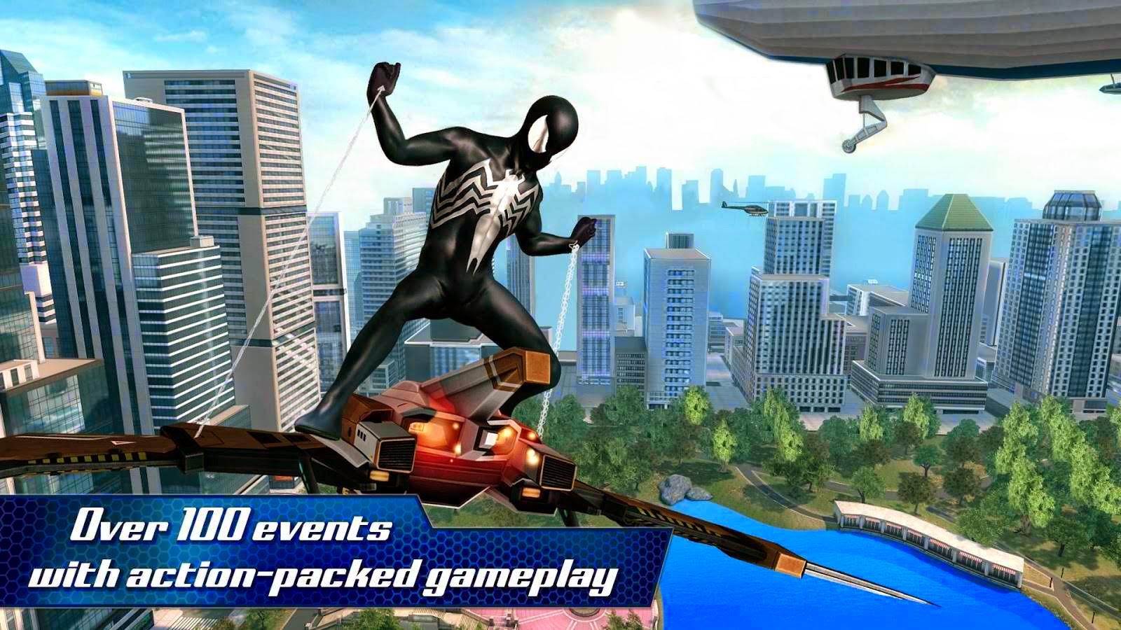 The Amazing Spider Man 2 v1.2.0m Offline Apk - Download 4 ...