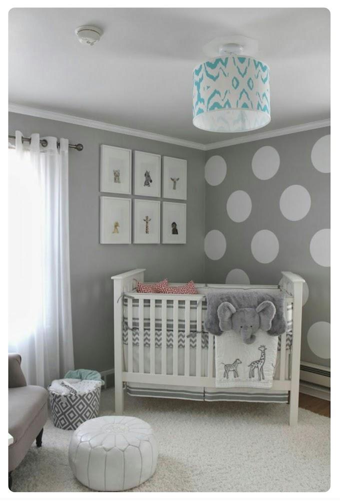 Erkek Bebek Odası Konseptleri